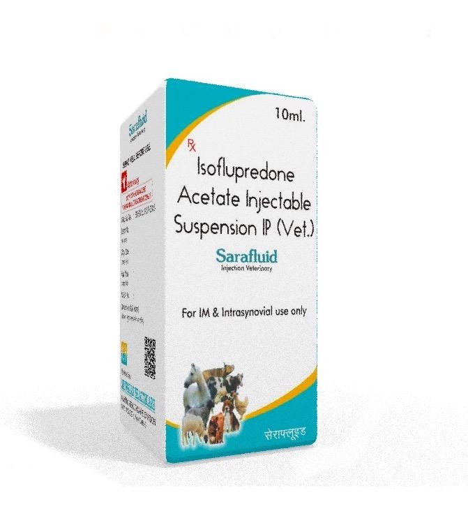 Veterinary Isoflupredone Acetate 10 ml Injection